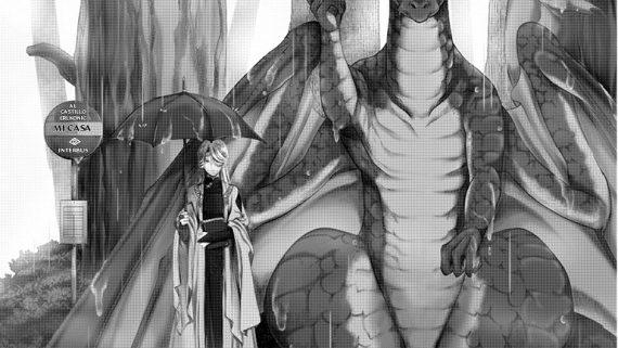 Dragón busca casa - Editorial Hidra