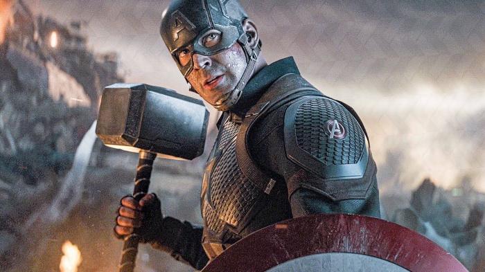 Steve Rogers - Capitán América