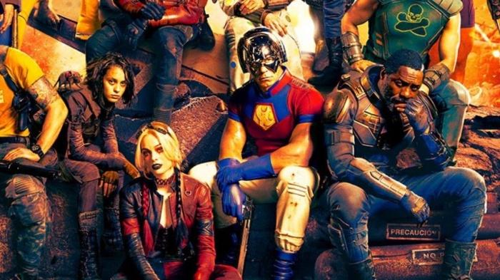 Una de las ultimas imagenes promocionales de The Suicide Squad