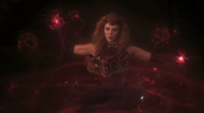 Doctor-Strange-Bruja Escarlata y Visión-Disney+