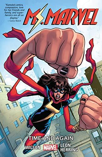 Kamala Khan - Ms. Marvel