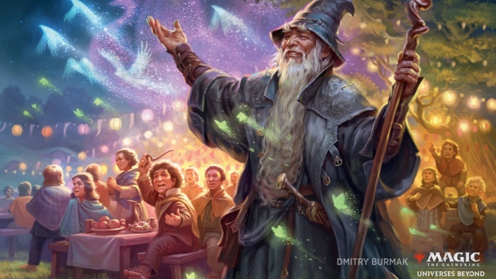 The Lord of the Rings Magic The Gathering