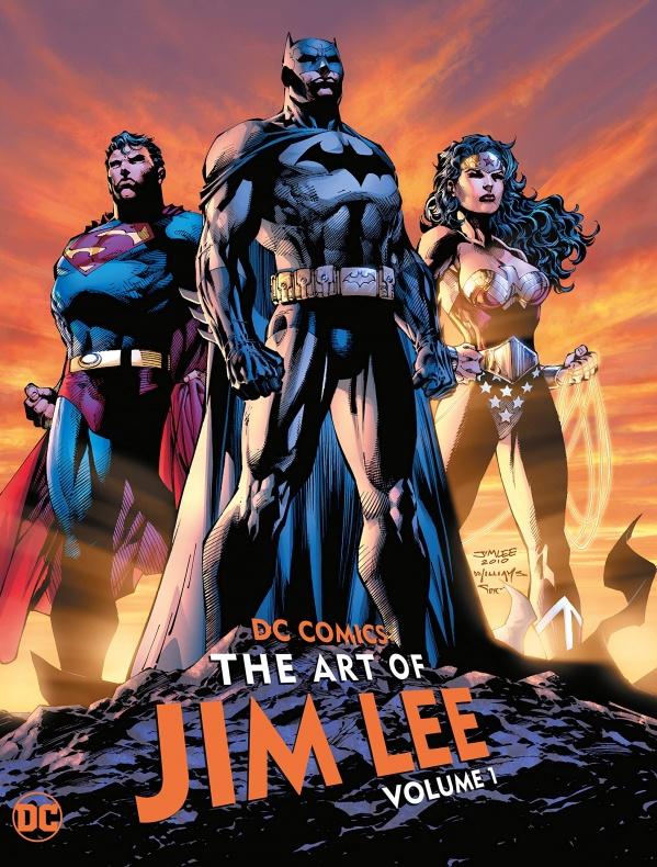 Jim Lee -  DC Comics