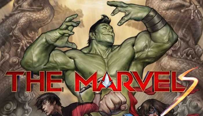 Amadeus Cho - Totally Awesome Hulk - The Marvels