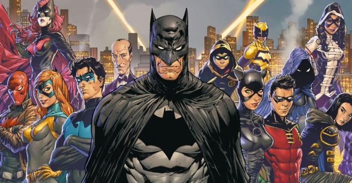 Batman Familia