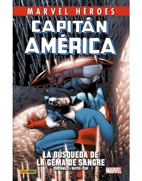 Capitan America de Mark Gruenwald