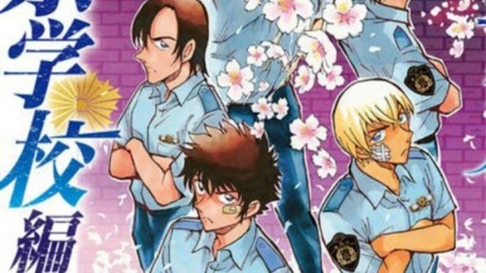 Detective Conan spin-off Police Academy Arc