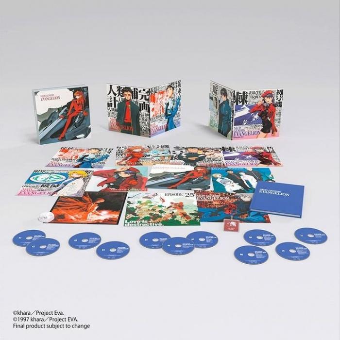 Evangelion Ultimate Box Set
