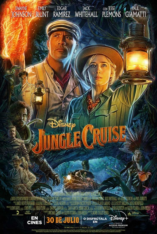 Jungle Cruise 9