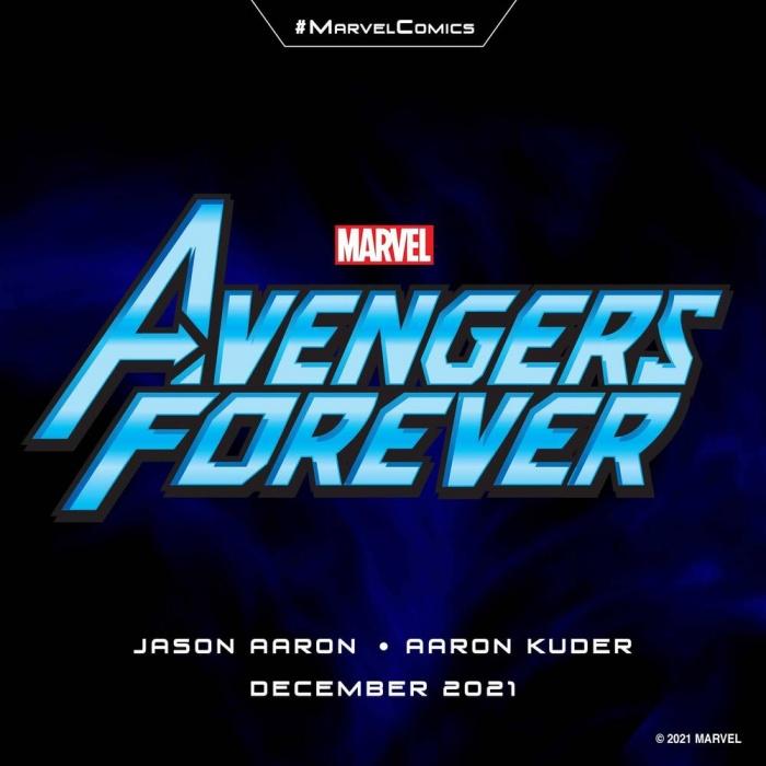 Marvel 8 Avengers Forever