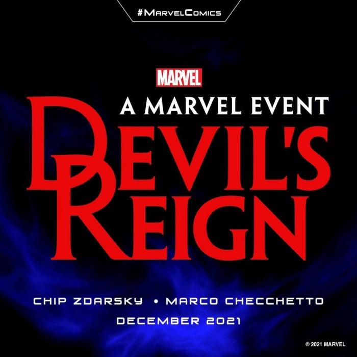 Marvel 8 Devil's Reign