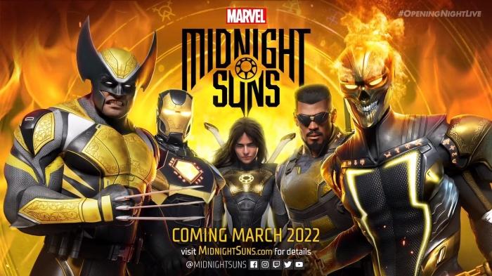Midnight Sun Marvel
