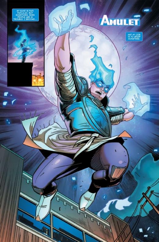Miles Morales Spider-Man Annual Infinite Destinies 2