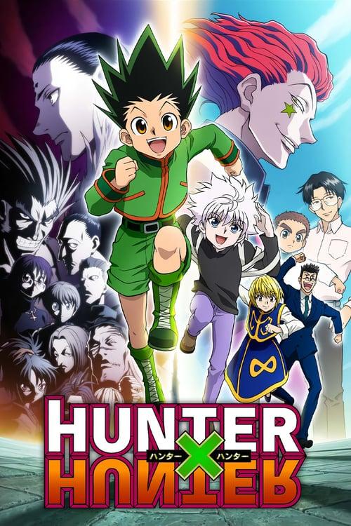 Shaman King - Hunter X Hunter