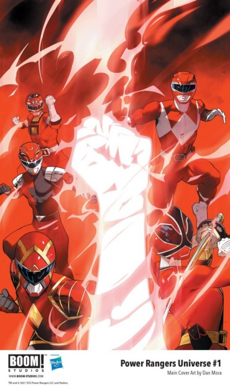 Power Rangers Universe