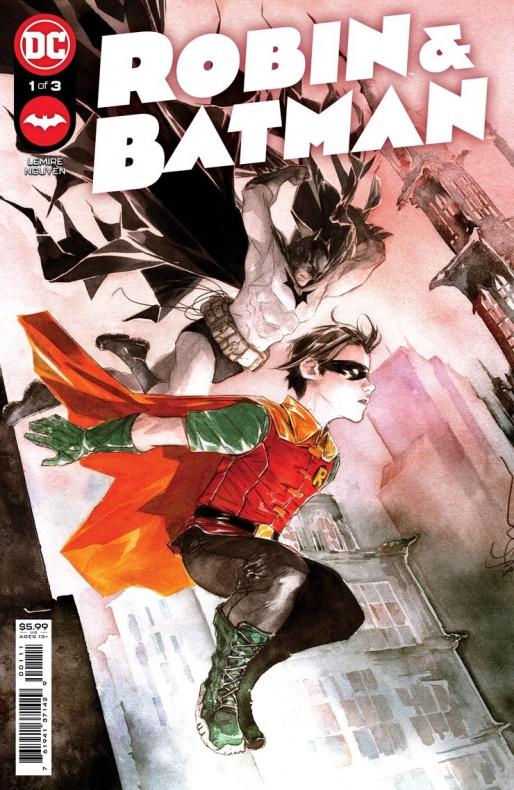Todo apunta a que Robin & Batman # 1 será un éxito