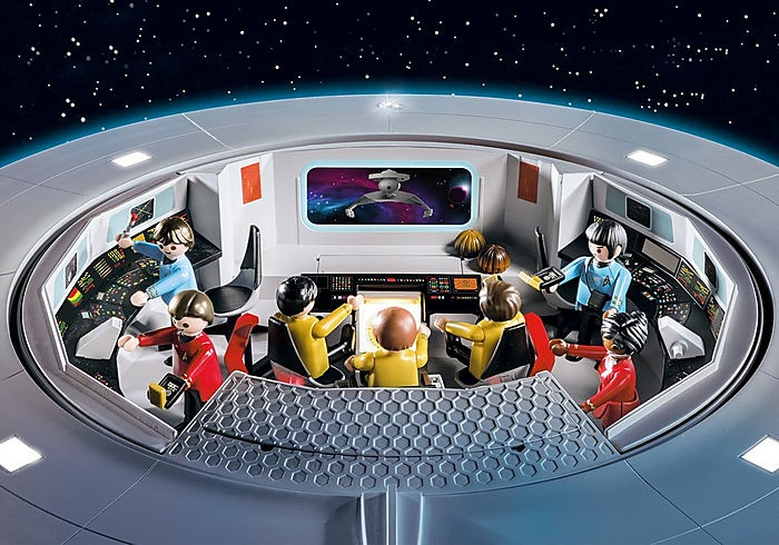 Star Trek Playmobil 3