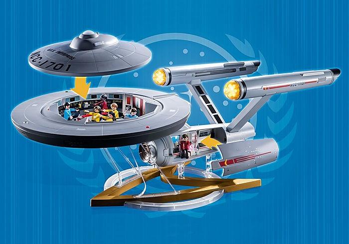 Star Trek Playmobil 4
