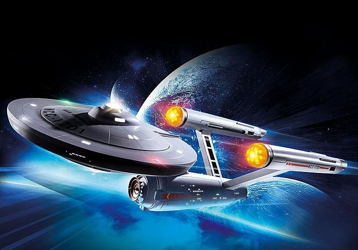 Star Trek Playmobil