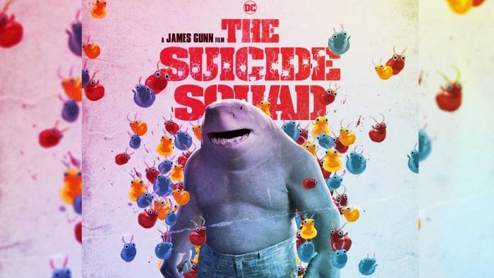 Suicide Squad 2 King Shark