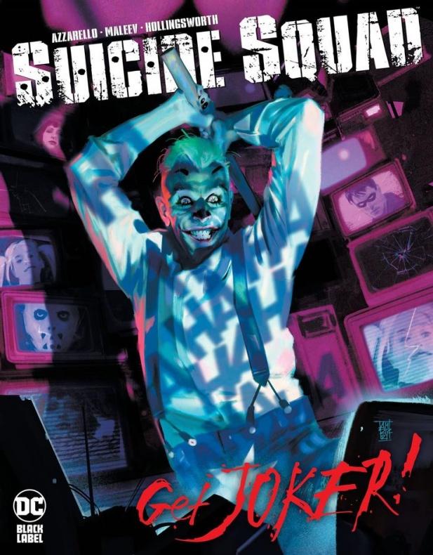 Mañana estará disponible el primer número de la miniserie de  Suicide Squad
