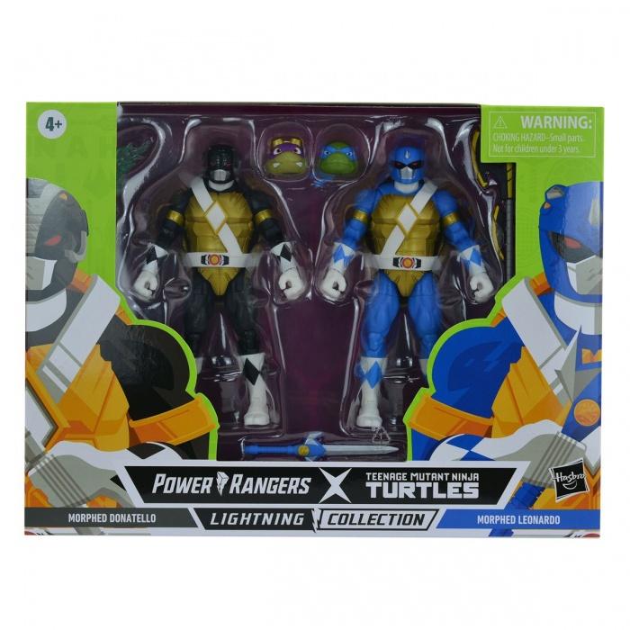 Tortugas Ninja Power Rangers 3