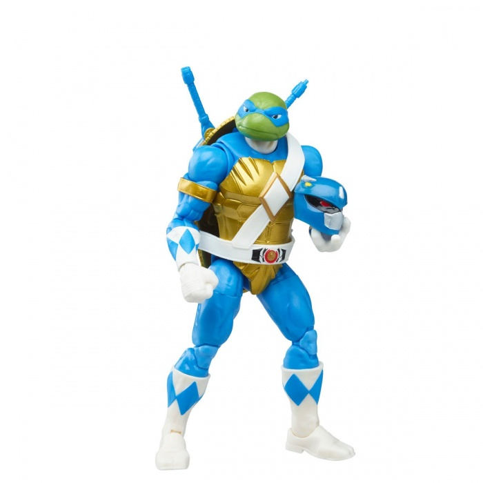 Tortugas Ninja Power Rangers 4