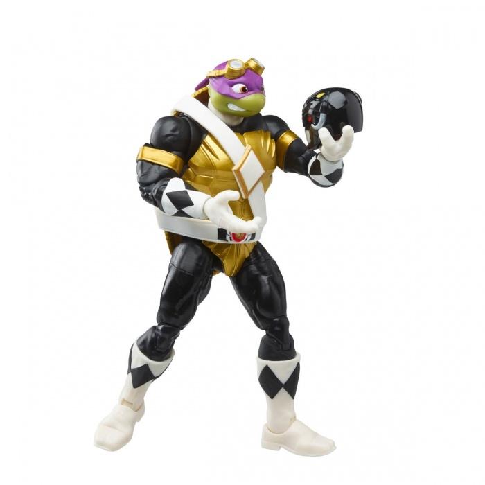 Tortugas Ninja Power Rangers 5