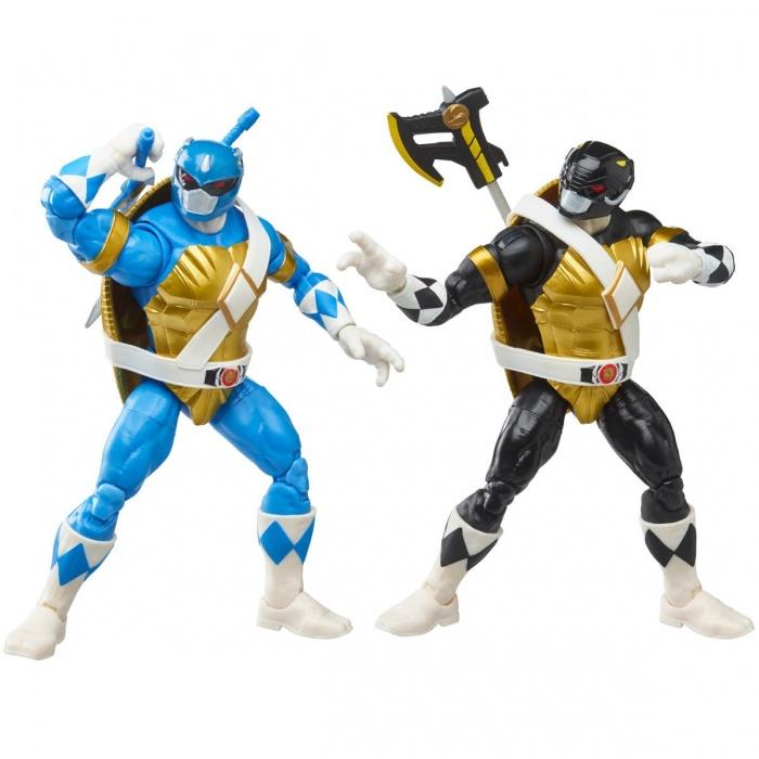 Tortugas Ninja Power Rangers