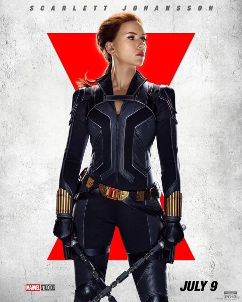 Marvel - Viuda Negra