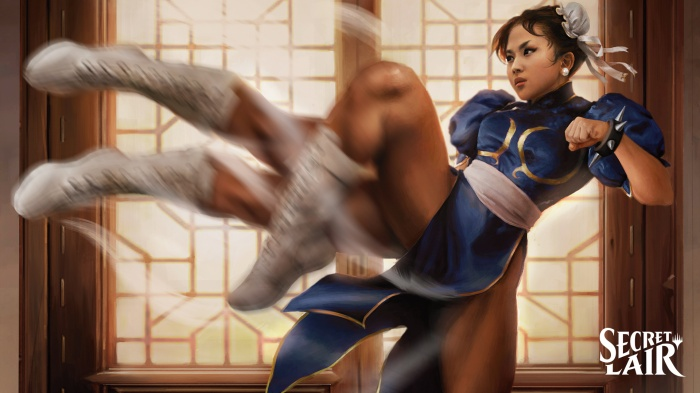 Street Fighter Magic: The Gathering