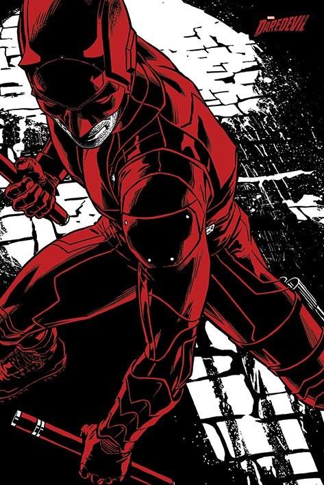 Spider-Man - Daredevil