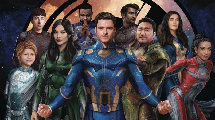 Marvel - The Eternals