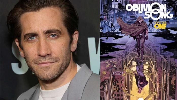 Jake Gyllenhaal - Oblivion Song