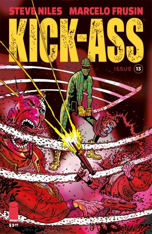 kick ass la chica nueva 3