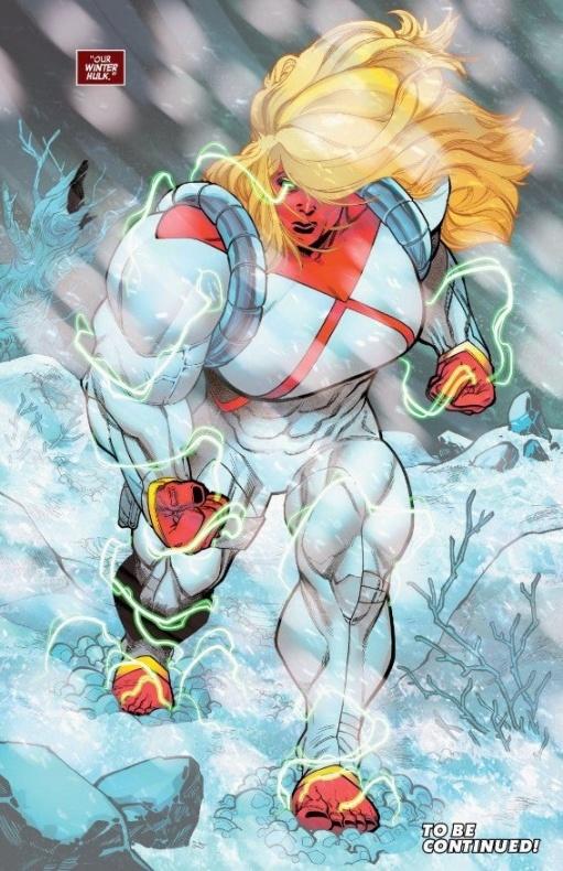 Winter Hulk