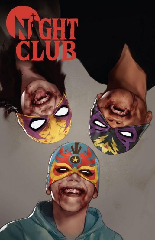 Mark Millar - Night Club