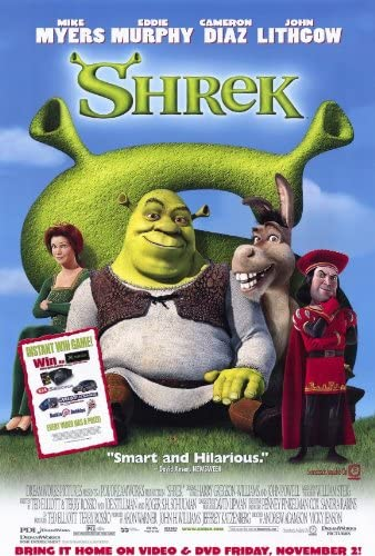 Shrek - DreamWorks