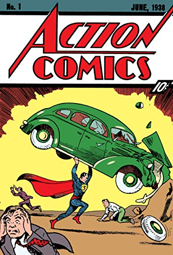 DC Comics - Action Comics