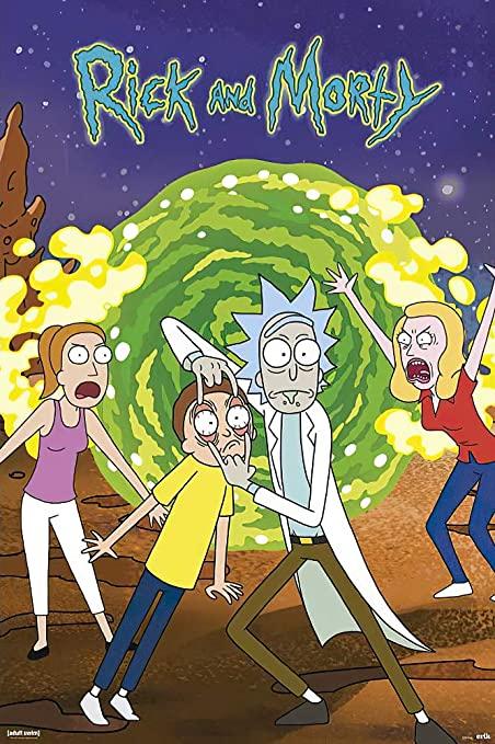 Krapopolis - Rick y Morty
