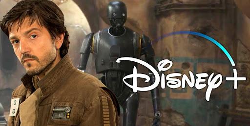 Andor Serie Star Wars DIsney+