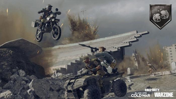 Juez Dredd - Call of Duty