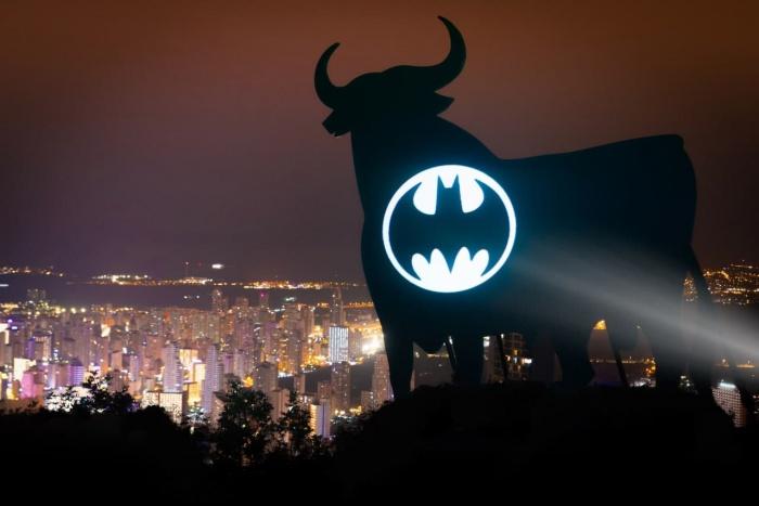 Batman El Mundo Paco Roca Batman Day Osborne Benidorm Batman The World