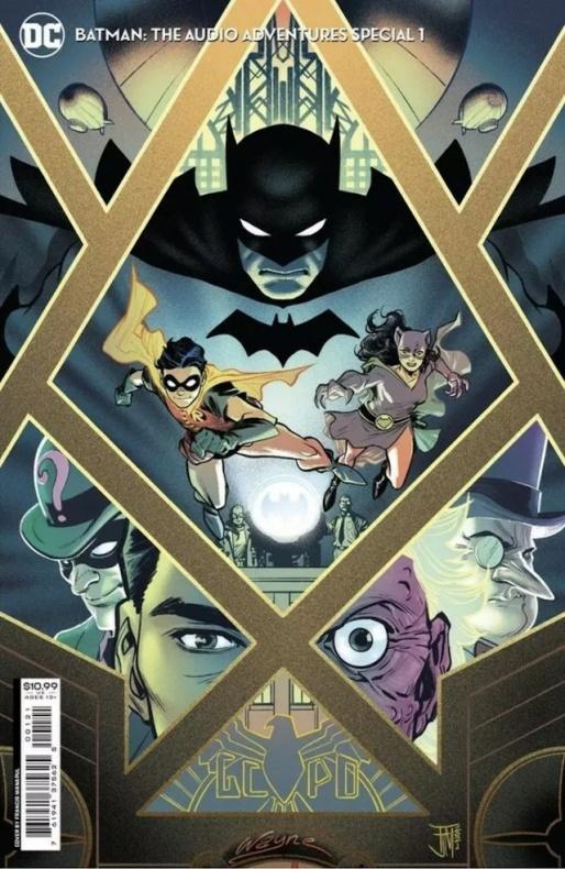 Batman the audio adventures HBO Max 2