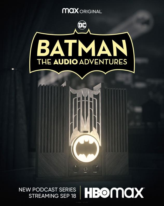 Batman the audio adventures hbo max 3