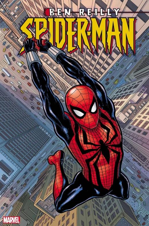 Ben Reilly Spider-Man Marvel DeMatteis