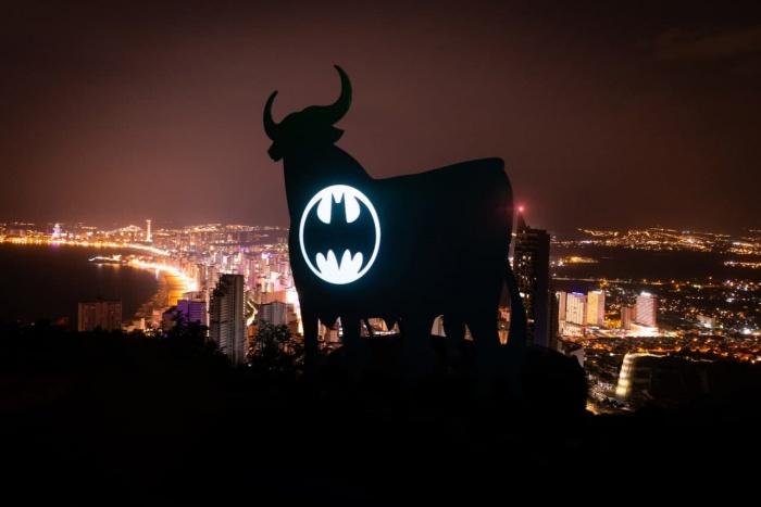 Benidorm Batman El Mundo Paco Roca Batman Day