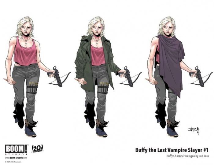 Buffy The Last Vampire Slayer 1