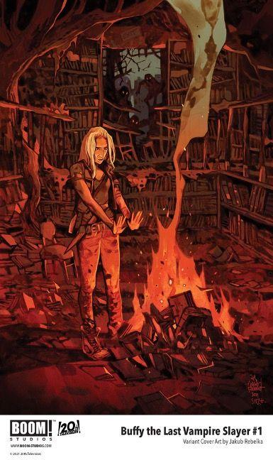 Buffy The Last Vampire Slayer 5