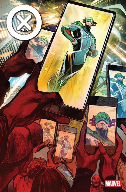 Capitán Krakoa X-Men 6